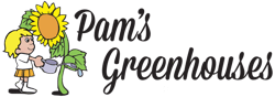 Pam's Greenhouses Logo